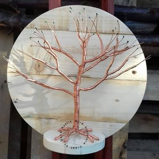 Sold Wire Trees