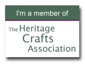 Shalini Austin is a Heritage Crafts Association