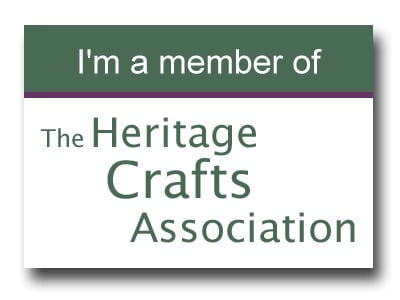 Shalini Austin is a Heritage Crafts Association