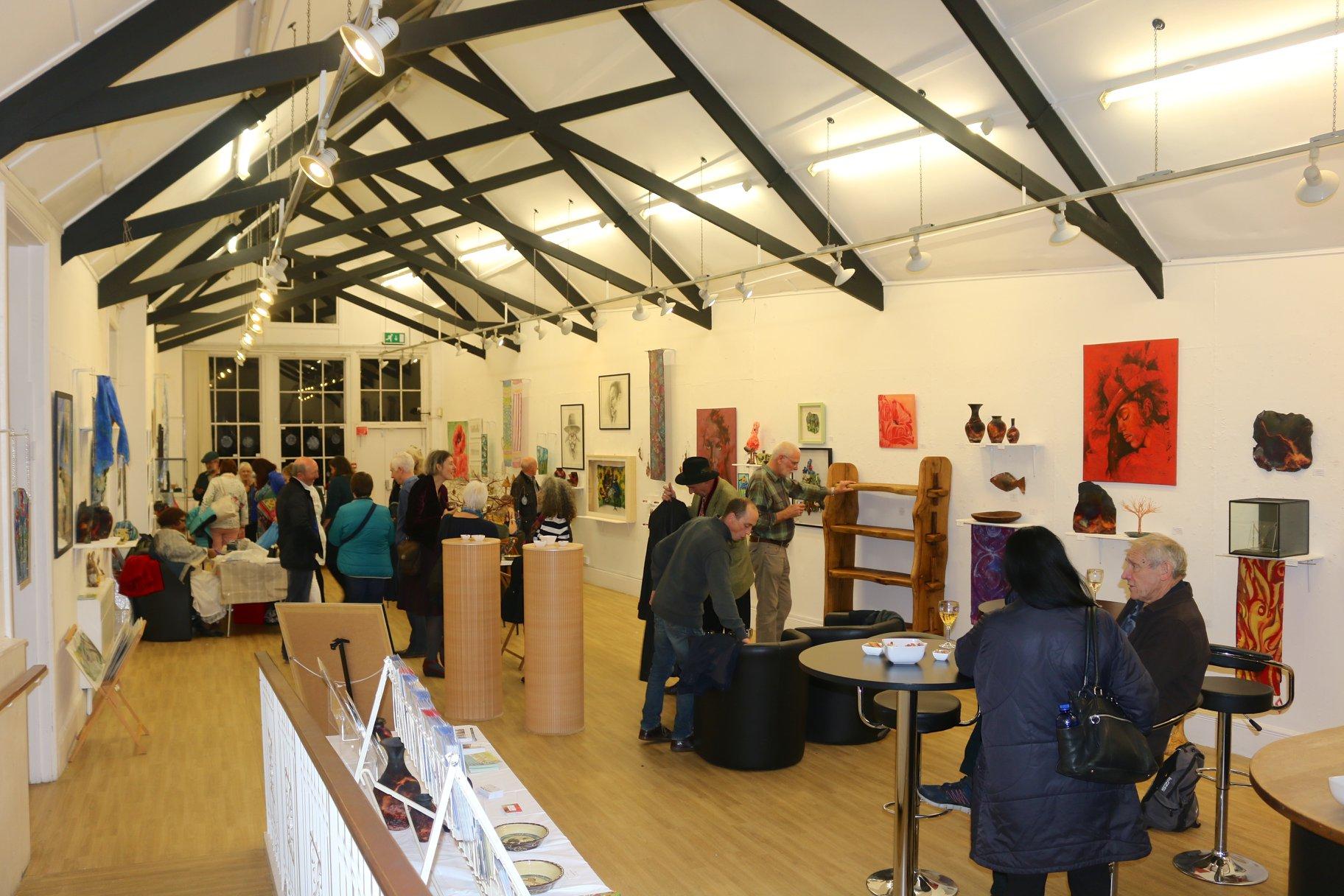 Stamford Arts Centre Gallery