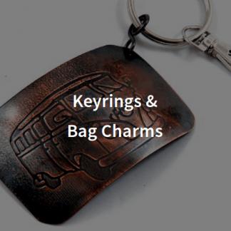 Keyrings & Bag Charms