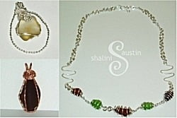 Beach Glass Jewellery
