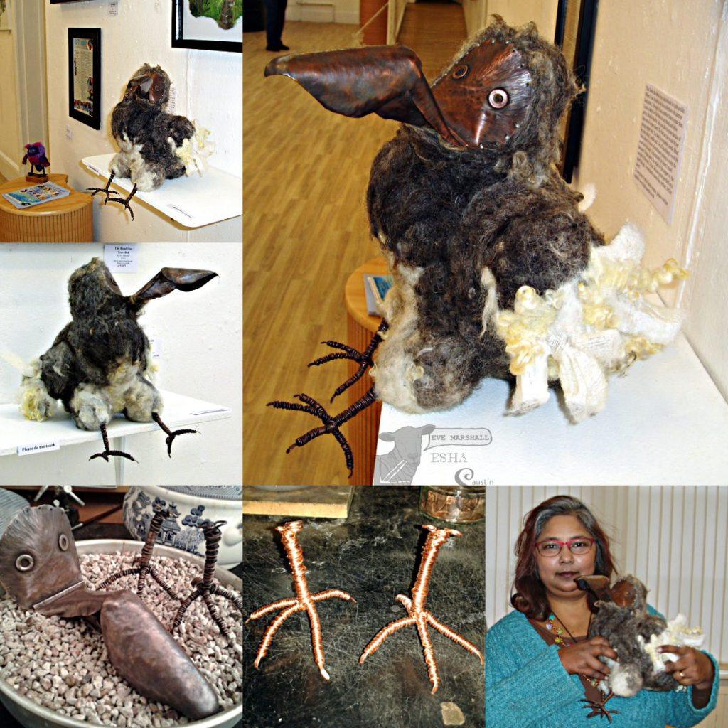 Arthur the Dodo Sculpture