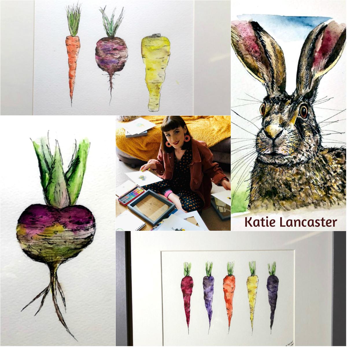 Katie Lancaster - Artist Market at Stamford Arts Centre