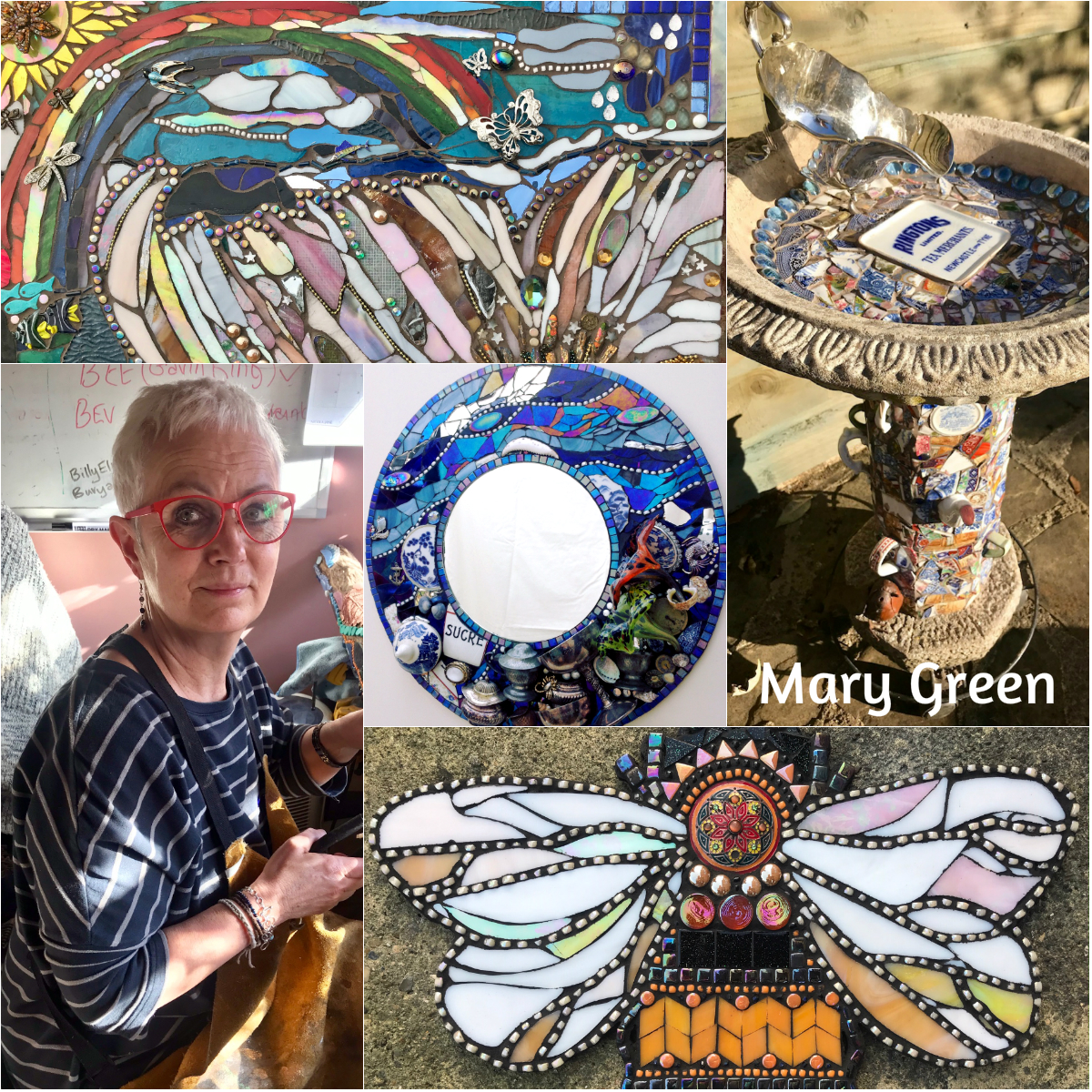 Mary Green - Artist Market at Stamford Arts Centre