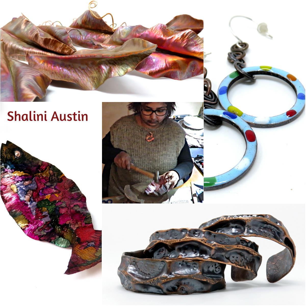 Shalini austin - Artist Market at Stamford Arts Centre