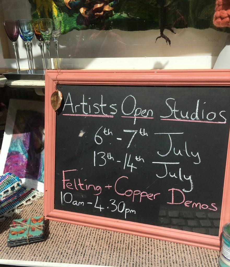 Peterborough Artists Open Studios 2019