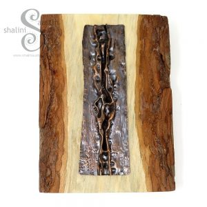 Wall Art: Plank of Knotted Timber?