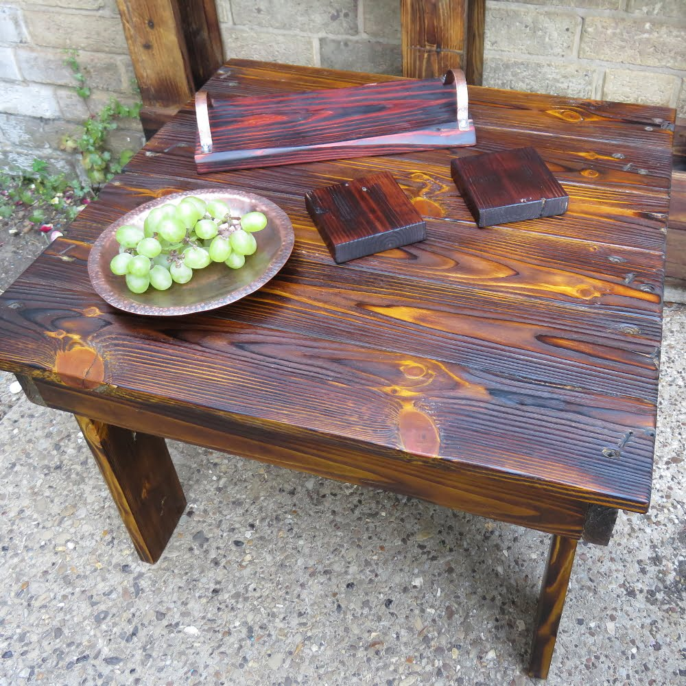 Palletwood Upcycler Dave Austin