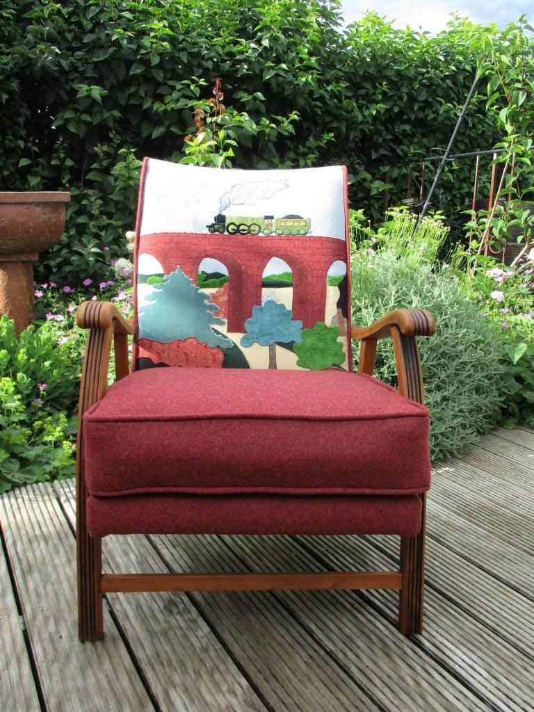 Ella Jenkins: Chair Stylist