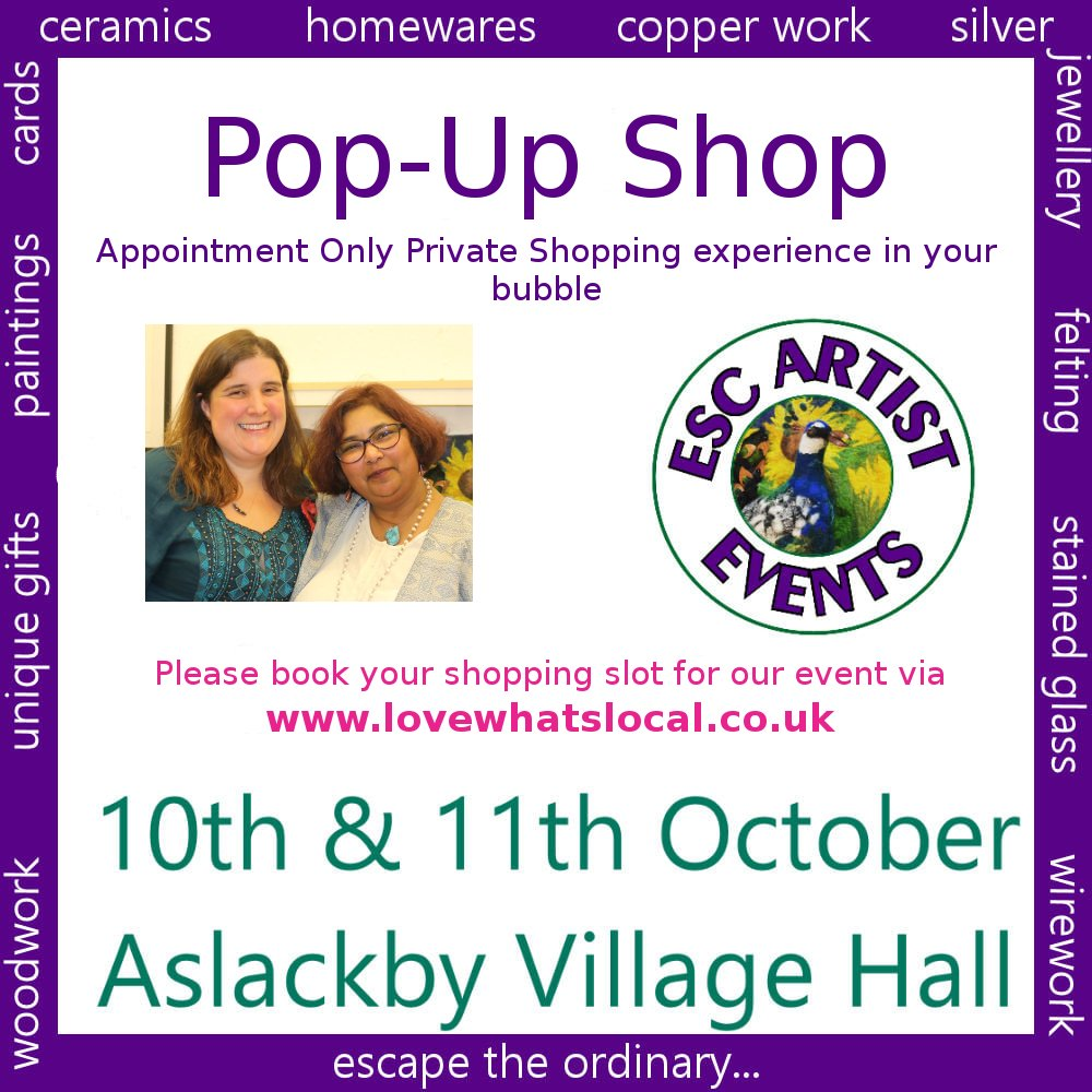 COVID-Secure Christmas Shopping in Aslackby Village Hall