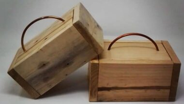 Palletwood Boxes