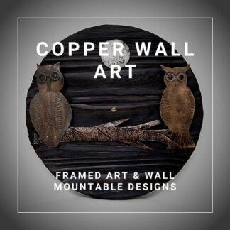 Framed Art & Wall Mountable Designs