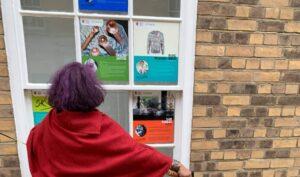 SK Creatives Stamford Art Windows