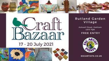 Events: Craft Bazaar at Rutland Garden Village