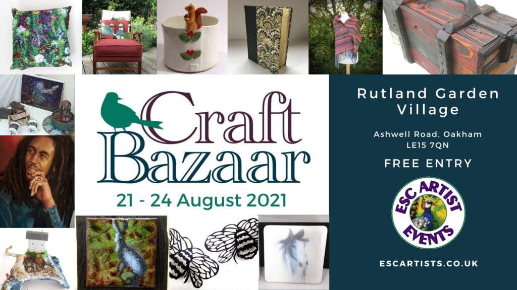 Craft Bazaar in the Conservatory