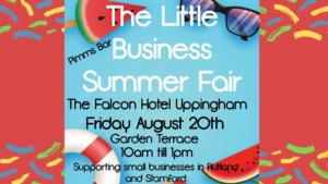 The Little Business Summer Fair
