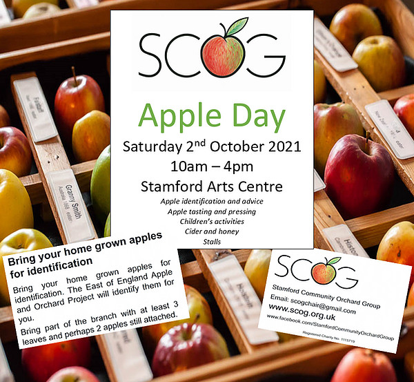 Apple Day 2021 in Stamford