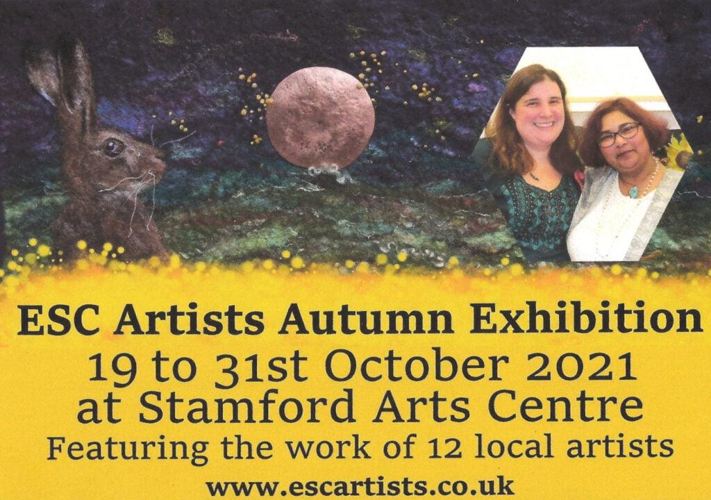 Escape The Ordinary! ESC Artists Exhibition at Stamford Arts Centre