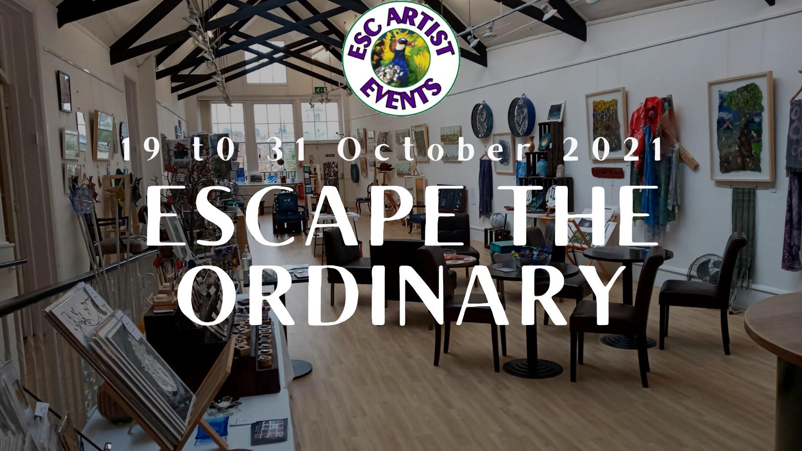 Escape the Ordinary 2021